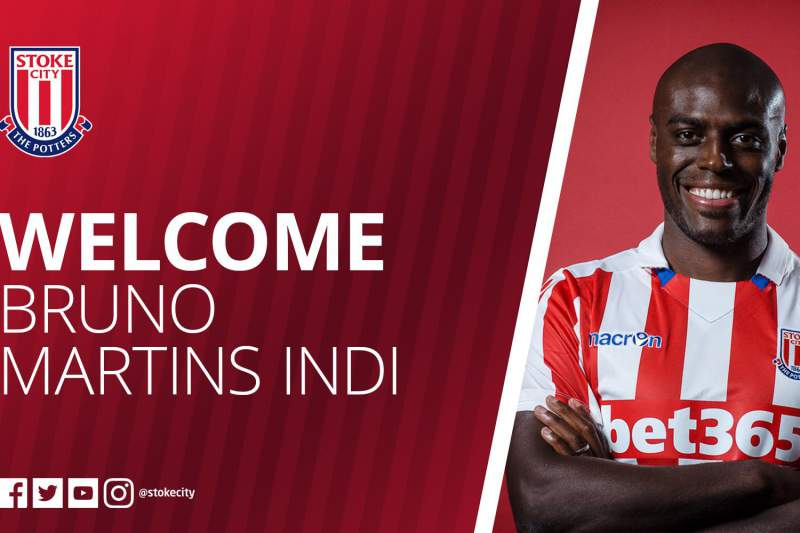 Oficial! FC Porto cede Indi ao Stoke City