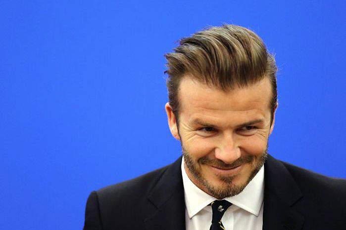 David Beckham adquiriu uma franquia por parte da MLS