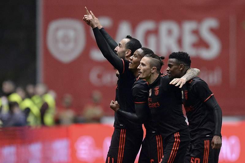 Sporting de Braga vs Benfica