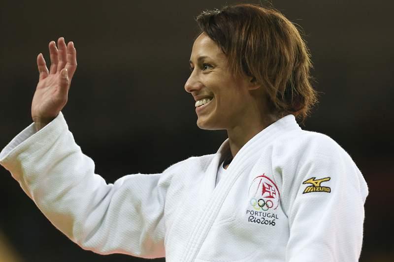 Rio2016: Judo: Joana Ramos