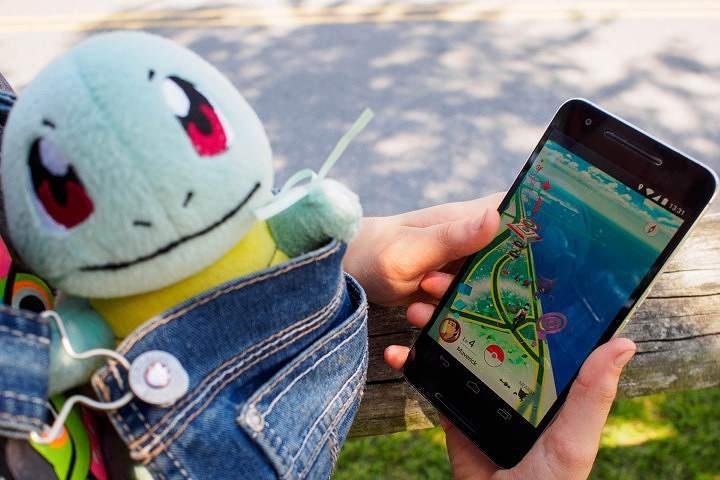 Pokémon Go chegou ao Brasil