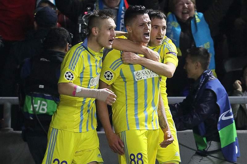 Astana lidera liga do Cazaquistão