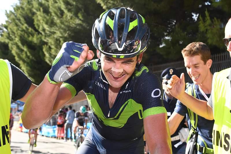 Giro: Vitória na oitava etapa para Izagirre, Jungels segue de rosa
