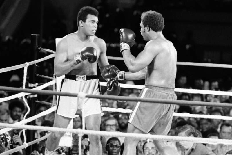 Muhammad Ali contra George Foreman, o 'Rumble in the Jungle' que marcou o séc. XX