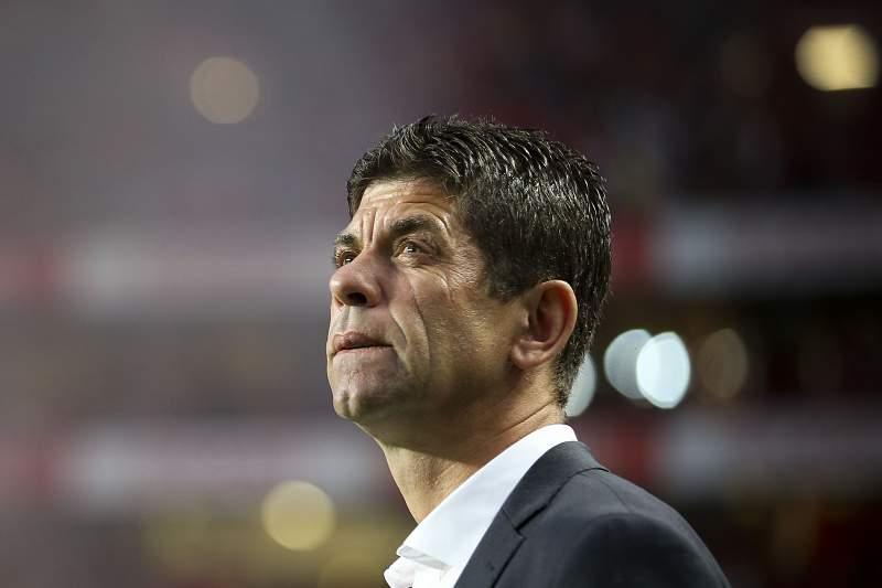 Treinador do Estoril Praia: Fabiano Soares