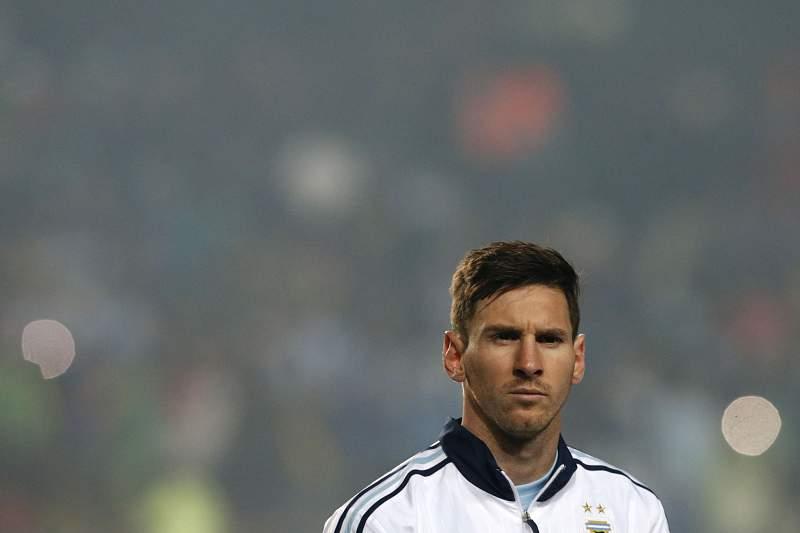 Irmão de Messi detido por posse de arma ilegal