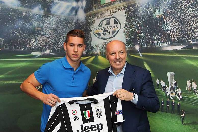 Juventus contratou Pjaca por cinco épocas