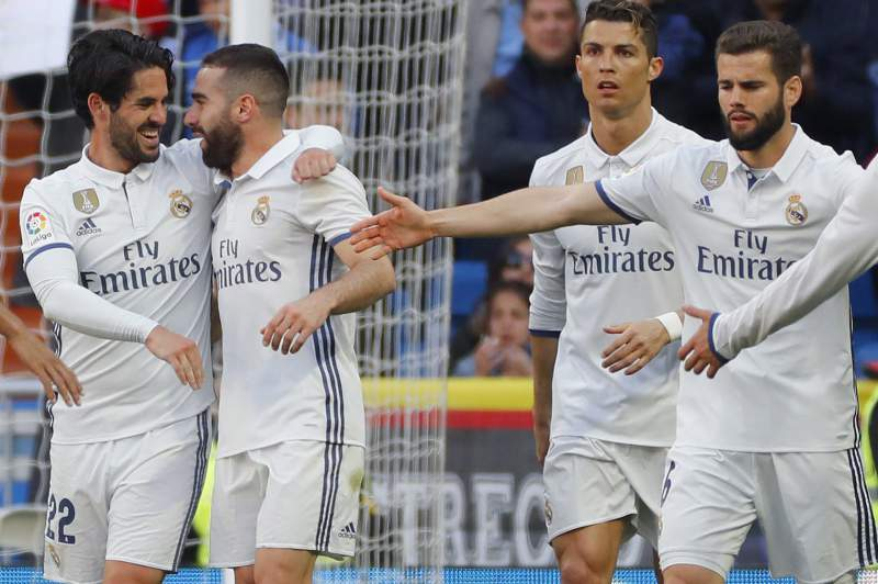 Real Madrid vs. Deportivo Alaves