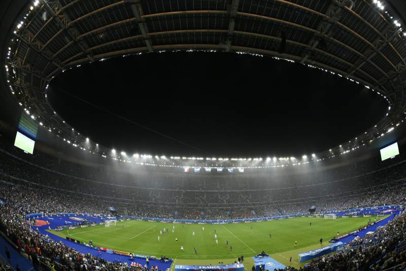 Estádio de Saint Denis vai ser o palco da final do Euro2016