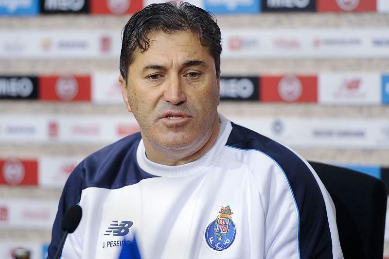 Conferência de imprensa do FC Porto
