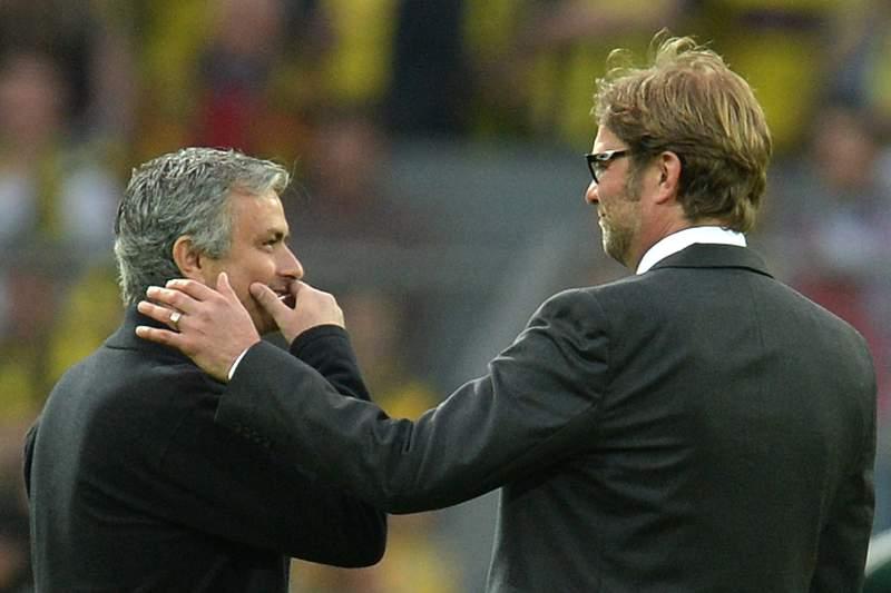 Mourinho e Klopp