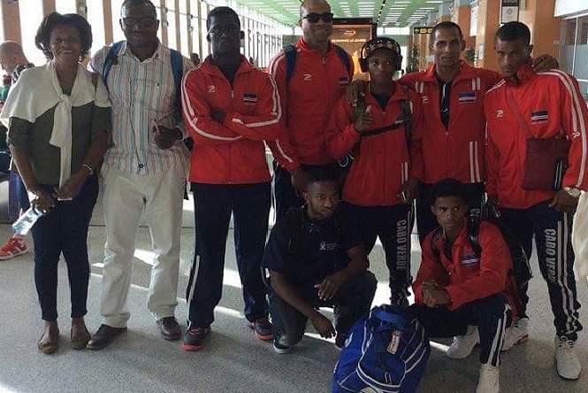 Gerson Rocha estreia-se no Campeonato Africano de Boxe em Brazzaville