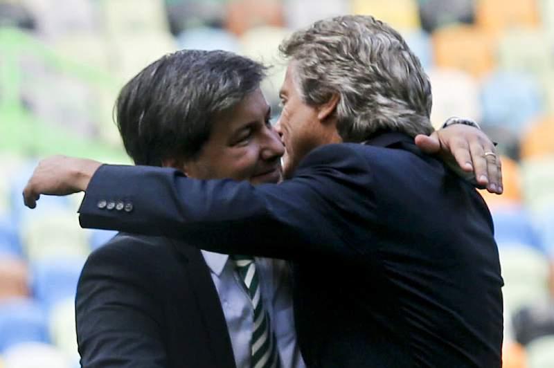 Jorge Jesus envia 'farpa' ao Benfica