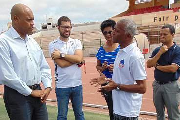 Governo cabo-verdiano quer requalificar infra-estruturas desportivas