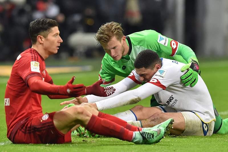 Bayern Munique - Mainz