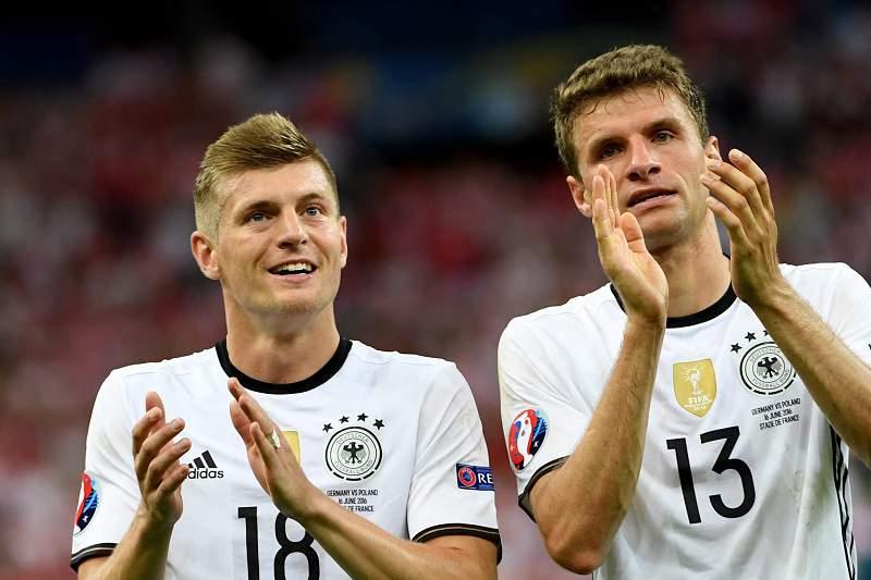 Group C Germany vs Poland