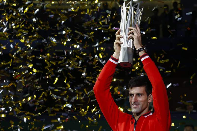 Shanghai Tennis Masters