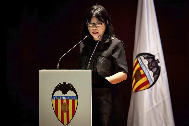 Layhoon Chan demite-se de presidente do Valência e abandona clube a 01 de julho