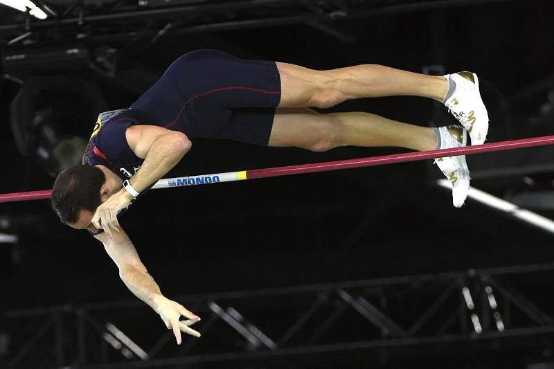 Salto a vara: Renaud Lavillenie