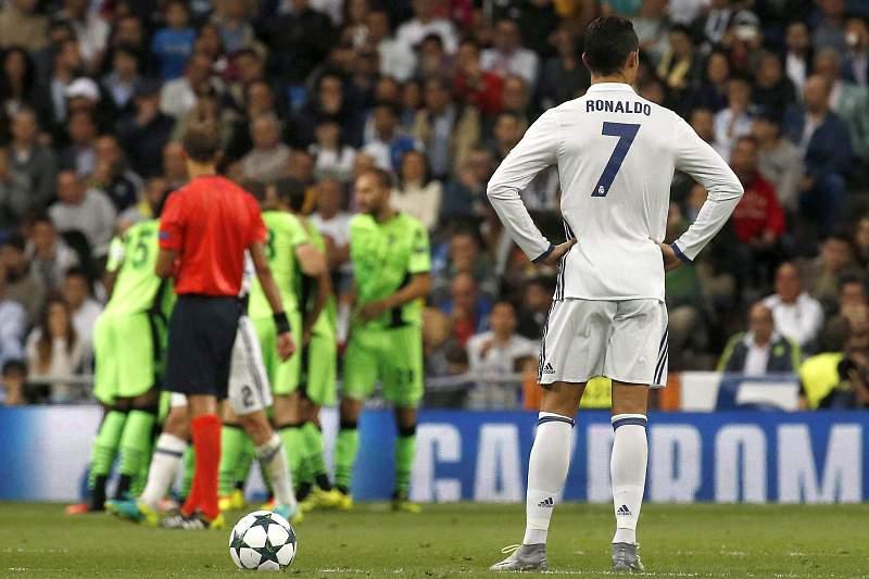 REAL MADRID VS SPORTING PORTUGAL