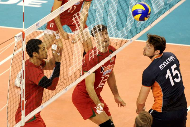 Voleibol Portugal