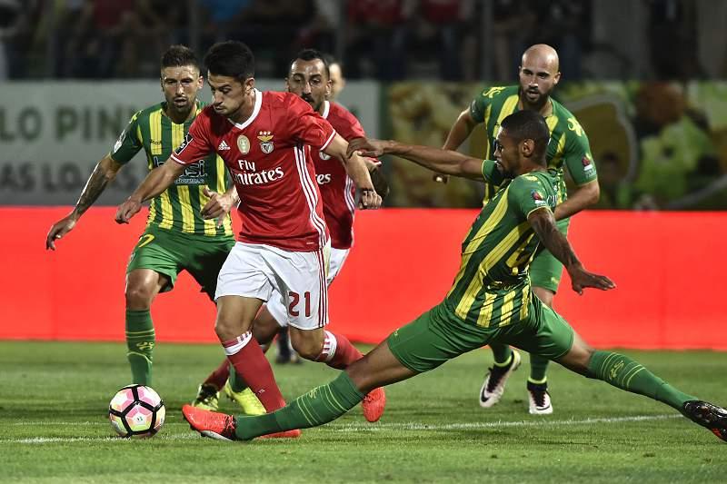 Tondela-Benfica na 1ª jornada da Liga 2016/17