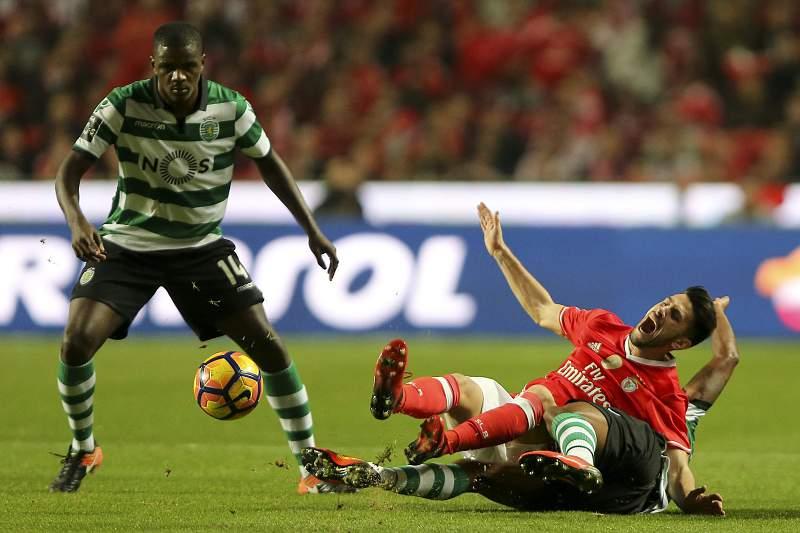 Benfica Lisbon vs Sporting CP