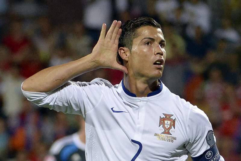 Cristiano Ronaldo pode disputar Jogos Olímpicos de 2016