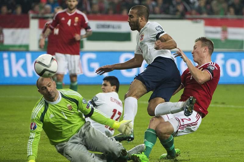 Hungria elimina Noruega e está no Euro2016