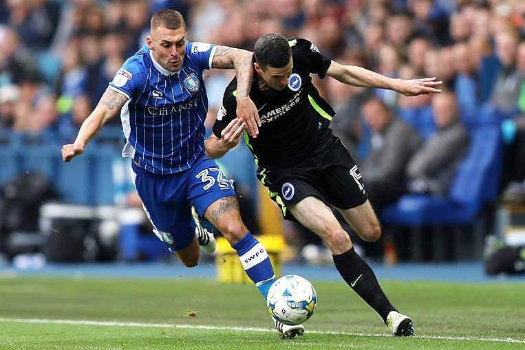 Sheffield Wednesday perdeu em casa com o Brighton