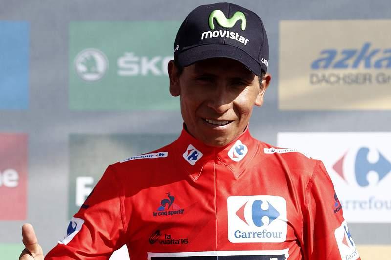 Quintana é o novo camisola vermelha
