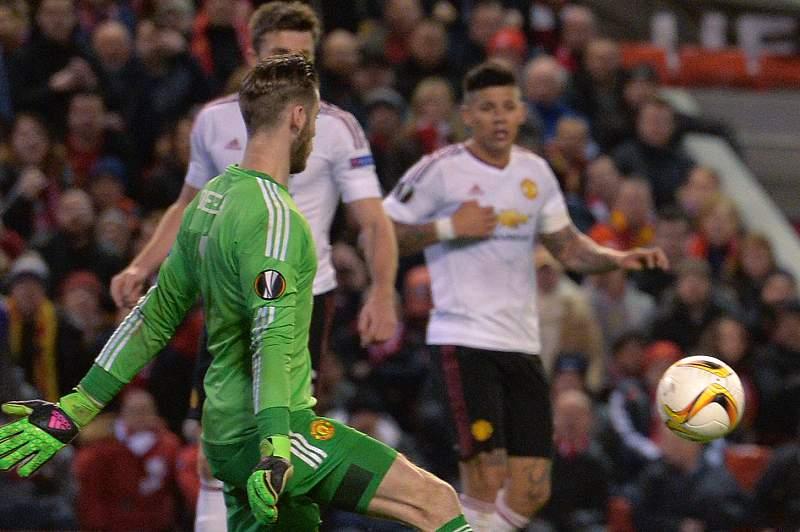 Liga Europa: Liverpool - Manchester United