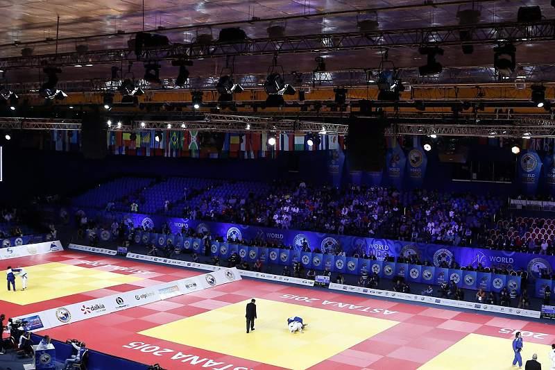 Judo World Championships