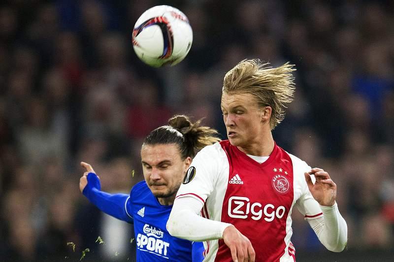 Liga Europa: Ajax - Copenhaga