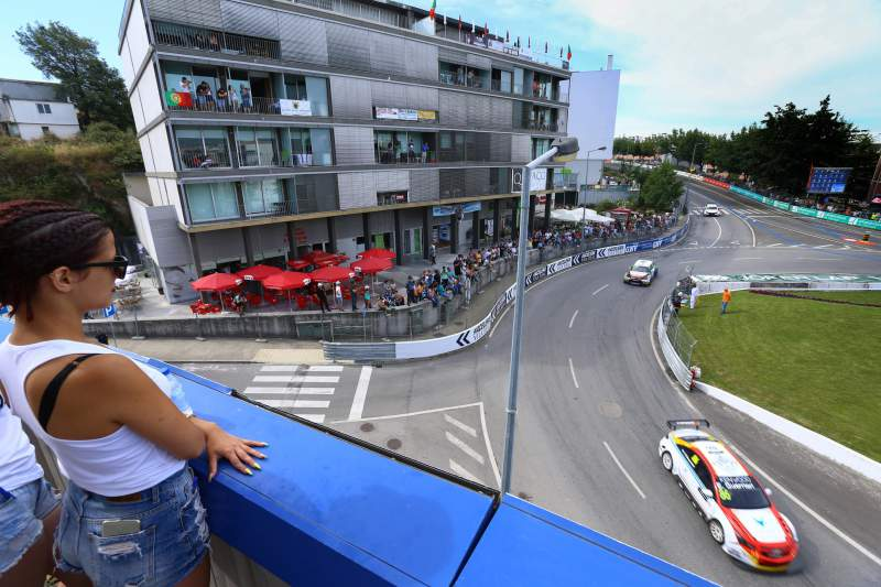 WTCC. Circuito de Vila Real