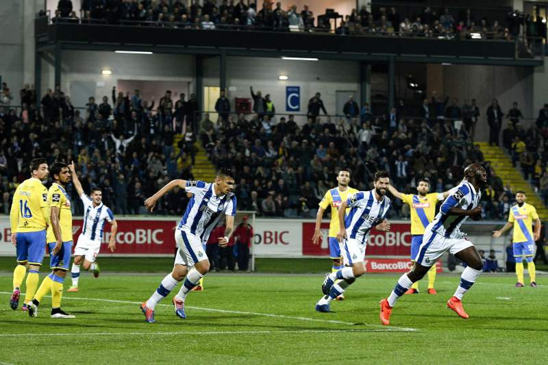 Arouca - FC Porto