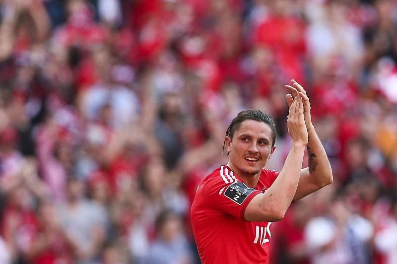 Fejsa volta aos convocados do Benfica