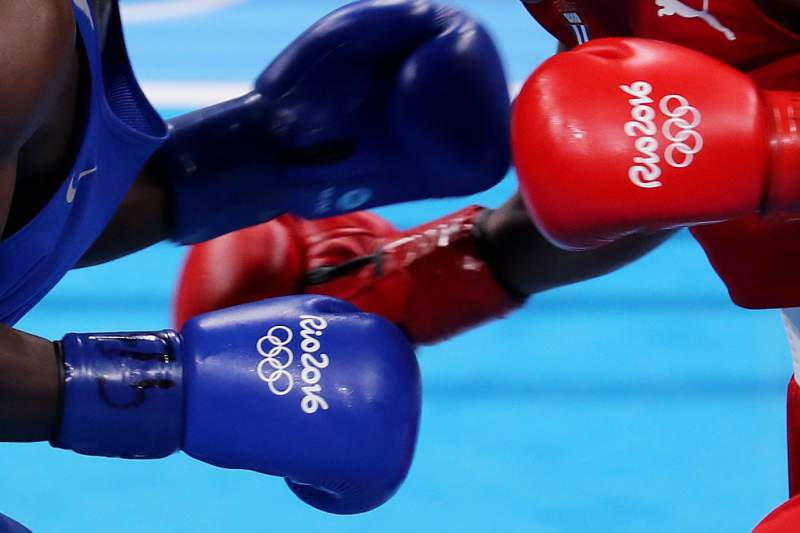 Argilagos e Hernández repartem medalhas de bronze em -49kg