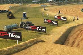 Águeda no novo trailer do jogo oficial de Motocross