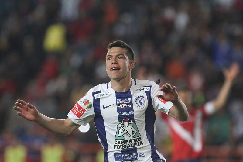 Lozano na mira do FC Porto