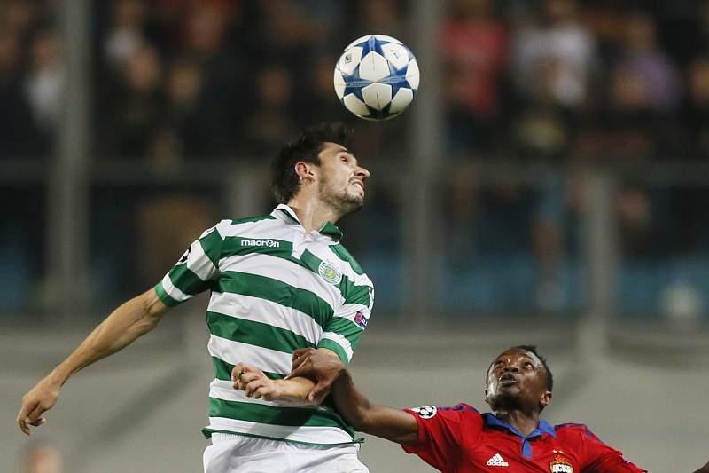 CSKA Moscow vs Sporting
