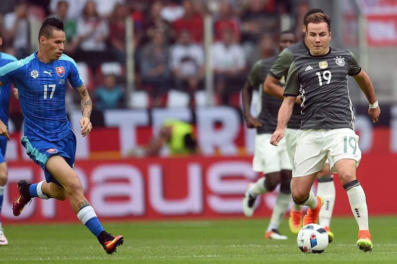 Alemanha vs Eslováquia