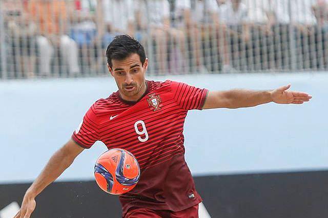 Jogador seleção Portugal