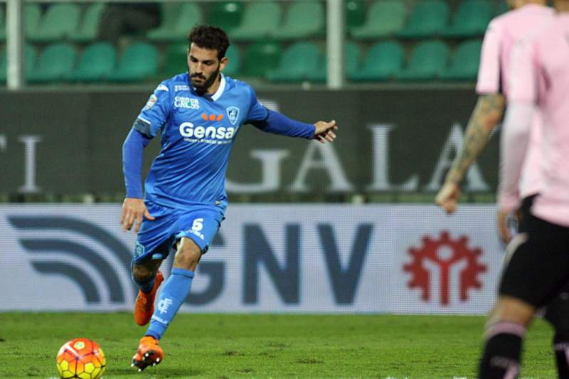Riccardo Saponara marcou o golo solitário da vitória do Empoli sobre o Palermo