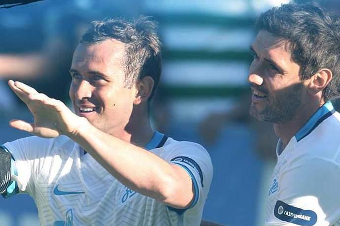 Zenit de São Petersburgo venceu o Sporting por 4-2