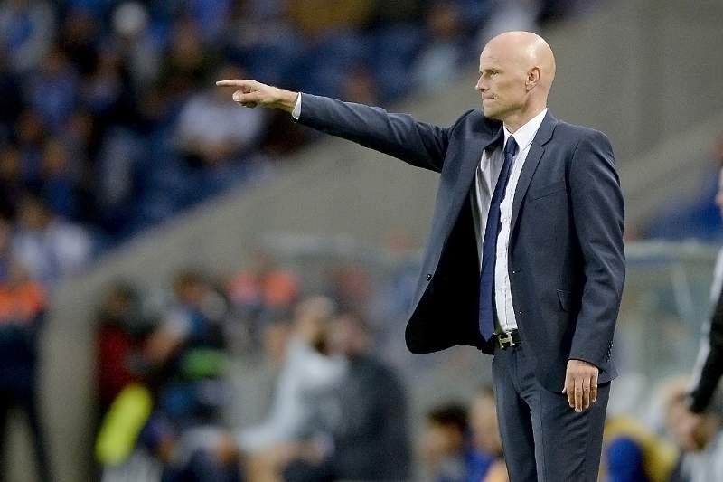 Solbakken, treinador do Copenhaga