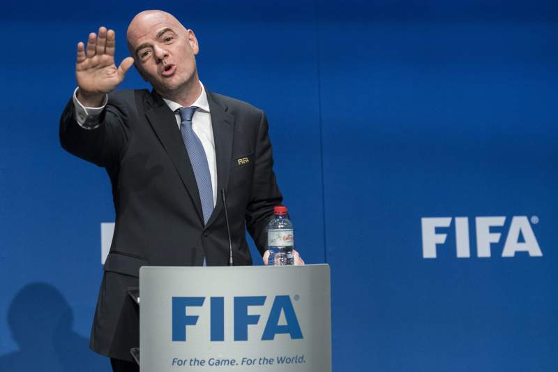 FIFA expands World Cup 2026 to 48 teams