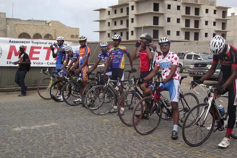 Ciclismo São Nicolau