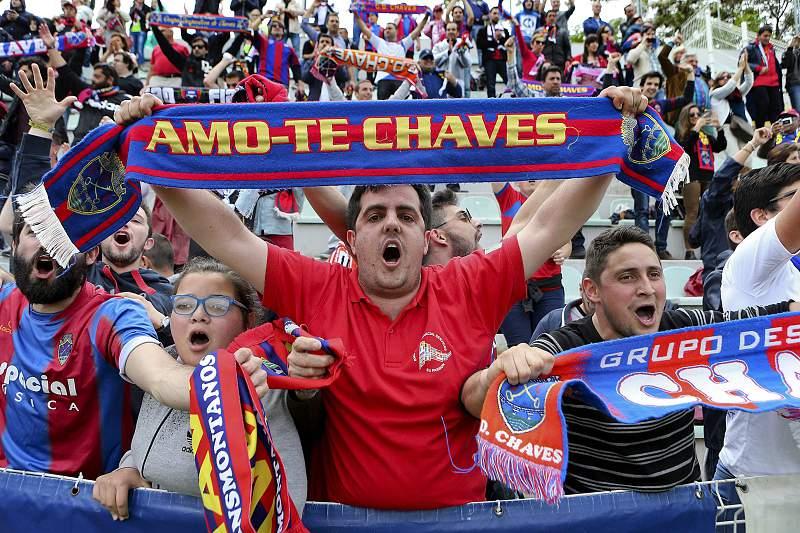 Adeptos do Desportivo de Chaves