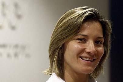 Telma Monteiro de ouro